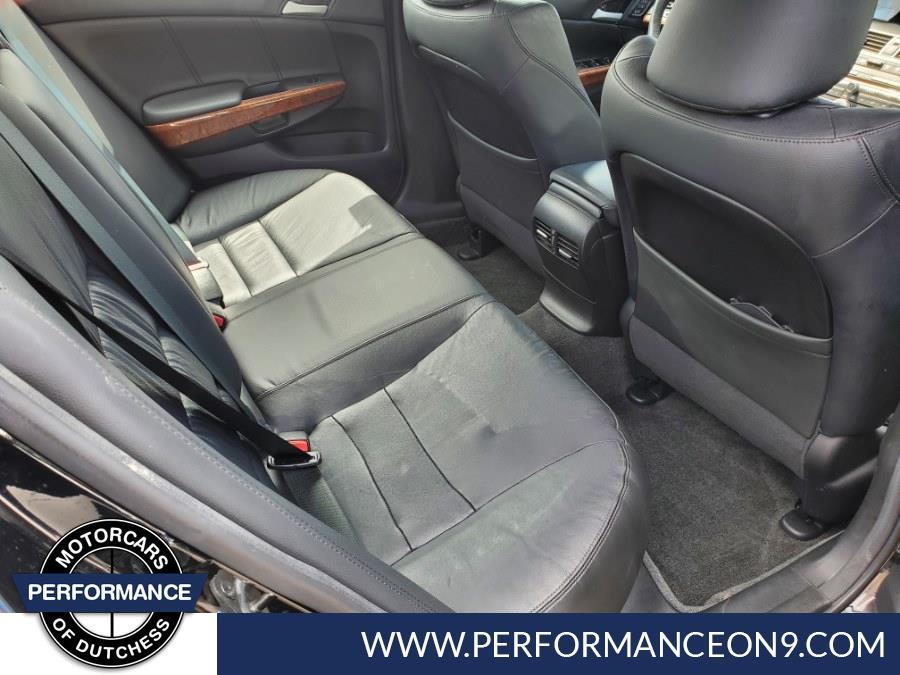 Used Honda Accord Sdn 4dr V6 Auto EX-L 2012   Performance Motorcars Inc. Wappingers Falls, New York