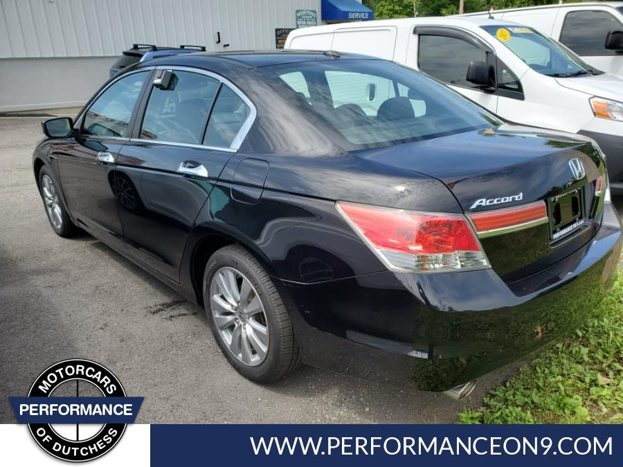Used Honda Accord Sdn 4dr V6 Auto EX-L 2012 | Performance Motorcars Inc. Wappingers Falls, New York