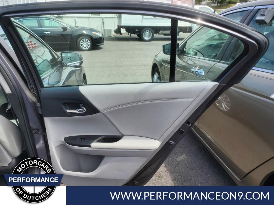 Used Honda Accord Sedan 4dr I4 CVT EX-L 2014 | Performance Motorcars Inc. Wappingers Falls, New York