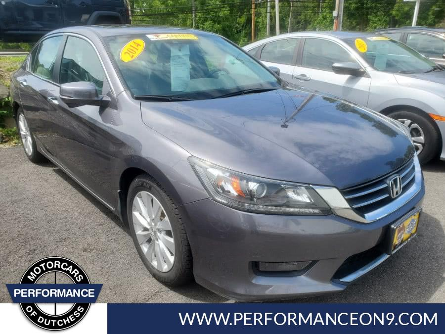 Used 2014 Honda Accord Sedan in Wappingers Falls, New York | Performance Motorcars Inc. Wappingers Falls, New York
