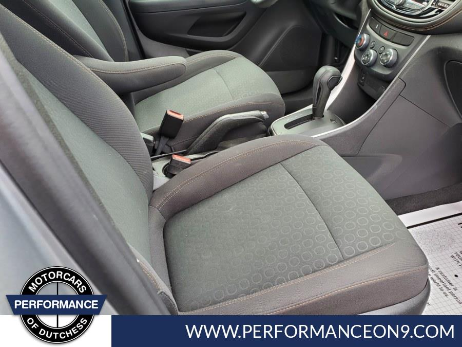 Used Chevrolet Trax AWD 4dr LS 2017 | Performance Motorcars Inc. Wappingers Falls, New York