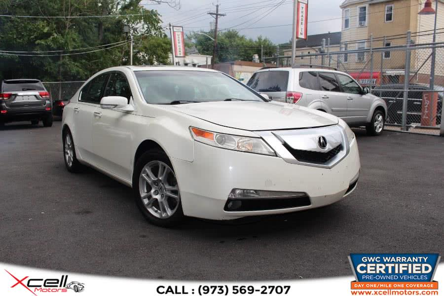 Used 2010 Acura TL Teck Pkg in Paterson, New Jersey | Xcell Motors LLC. Paterson, New Jersey