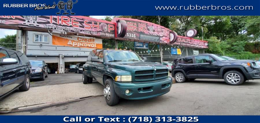 """2000 Dodge Ram 3500 4dr Quad Cab 155"""" WB DRW, available for sale in Brooklyn, NY"""