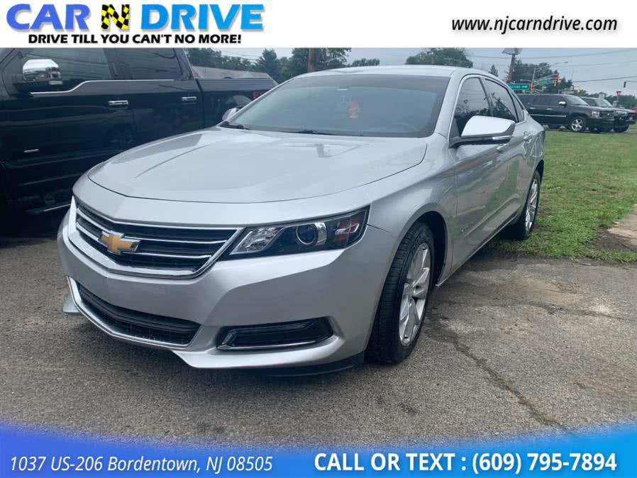 Used Chevrolet Impala LT 2018 | Car N Drive. Bordentown, New Jersey