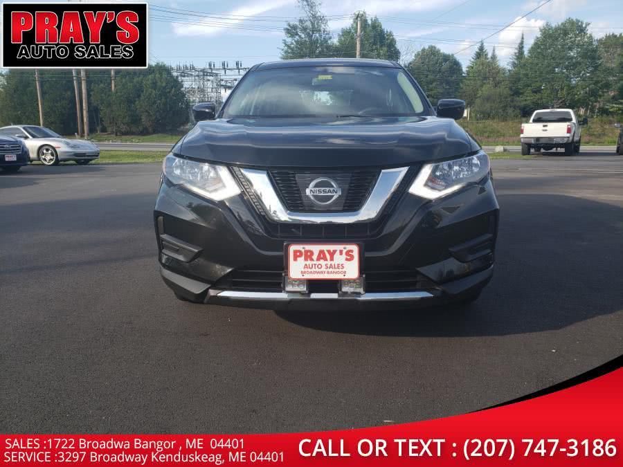Used 2017 Nissan Rogue in Bangor , Maine | Pray's Auto Sales . Bangor , Maine