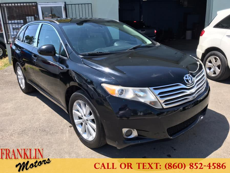 Used 2010 Toyota Venza in Hartford, Connecticut | Franklin Motors Auto Sales LLC. Hartford, Connecticut