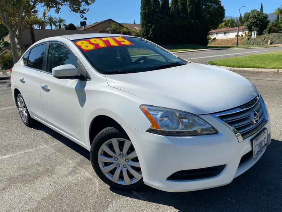 Used 2014 Nissan Sentra in Corona, California | Green Light Auto. Corona, California
