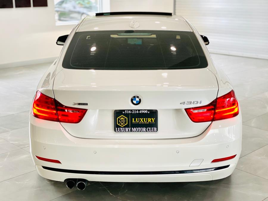 Used BMW 4 Series 430i xDrive Coupe SULEV 2017 | Luxury Motor Club. Franklin Square, New York