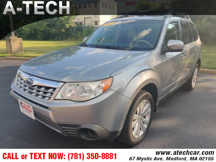 Used 2011 Subaru Forester in Medford, Massachusetts | A-Tech. Medford, Massachusetts