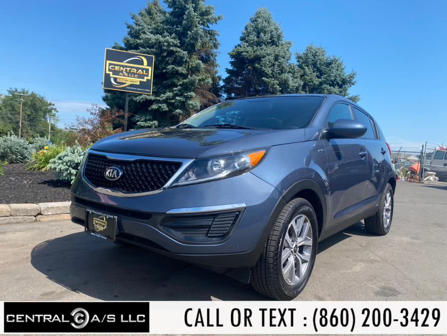 Used 2016 Kia Sportage in East Windsor, Connecticut | Central A/S LLC. East Windsor, Connecticut