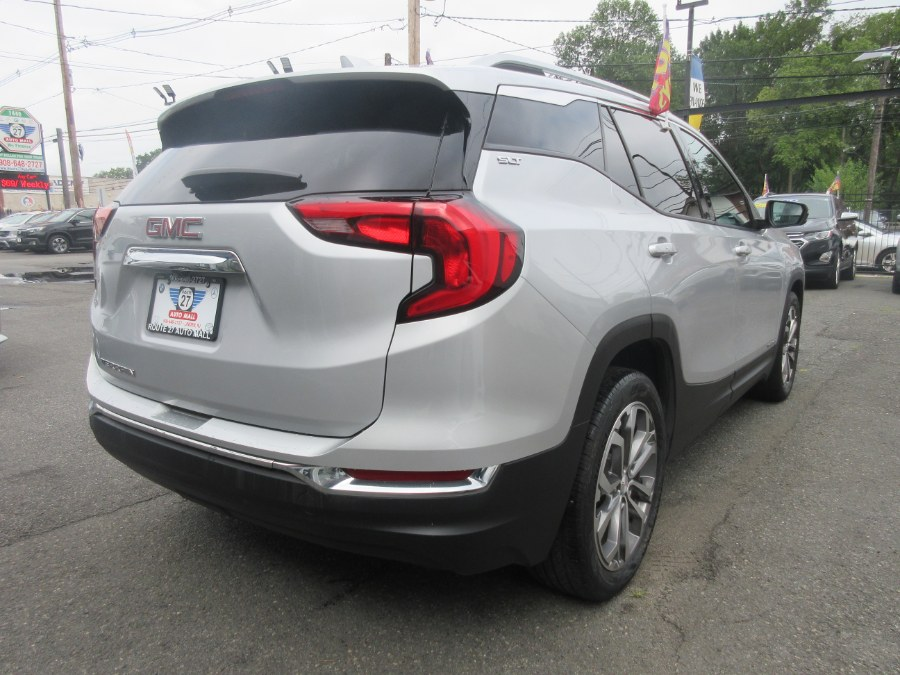 Used GMC Terrain FWD 4dr SLT 2019   Route 27 Auto Mall. Linden, New Jersey