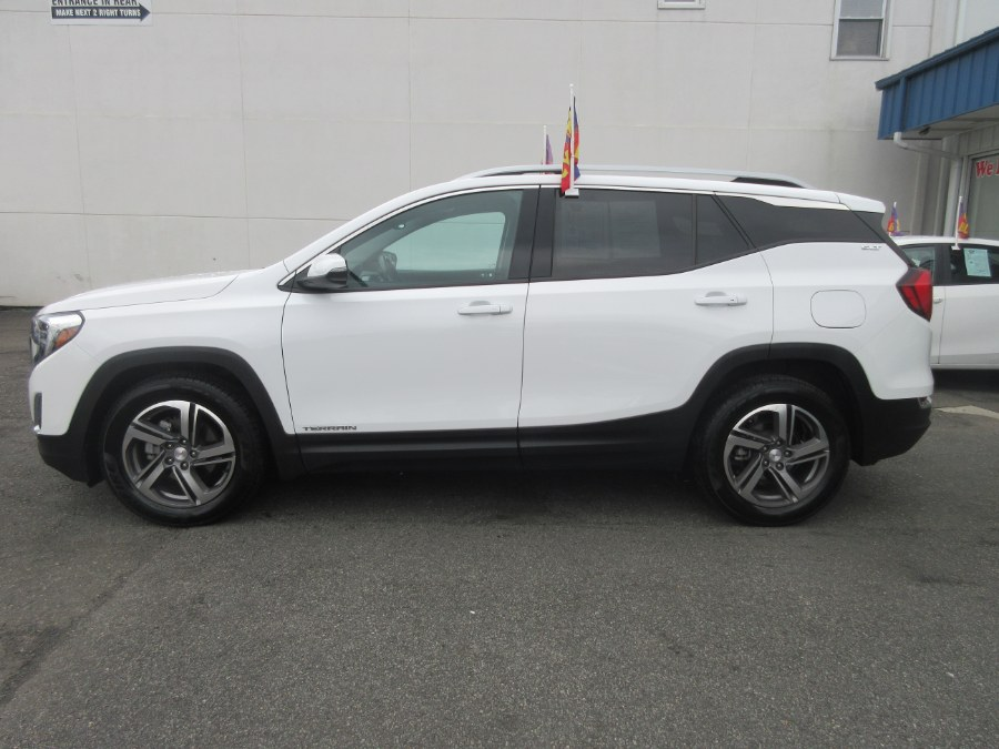 Used GMC Terrain FWD 4dr SLT 2019 | Route 27 Auto Mall. Linden, New Jersey