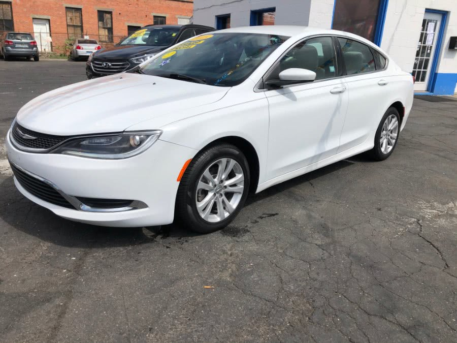 Used 2015 Chrysler 200 in Bridgeport, Connecticut | Affordable Motors Inc. Bridgeport, Connecticut
