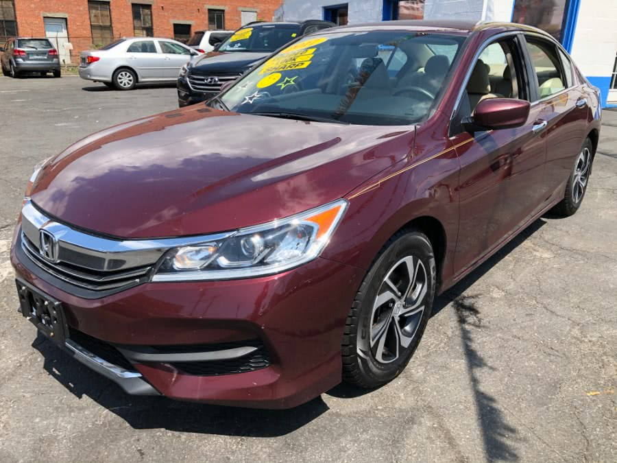 Used Honda Accord Sedan LX CVT 2017 | Affordable Motors Inc. Bridgeport, Connecticut