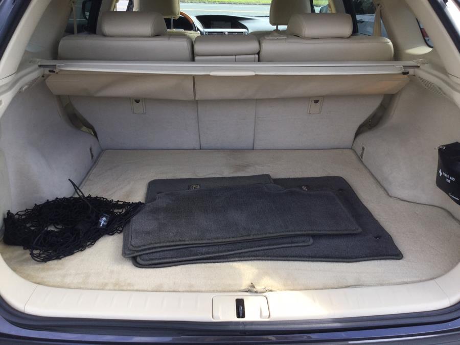 Used Lexus RX 350 AWD 4dr 2010   L&S Automotive LLC. Plantsville, Connecticut