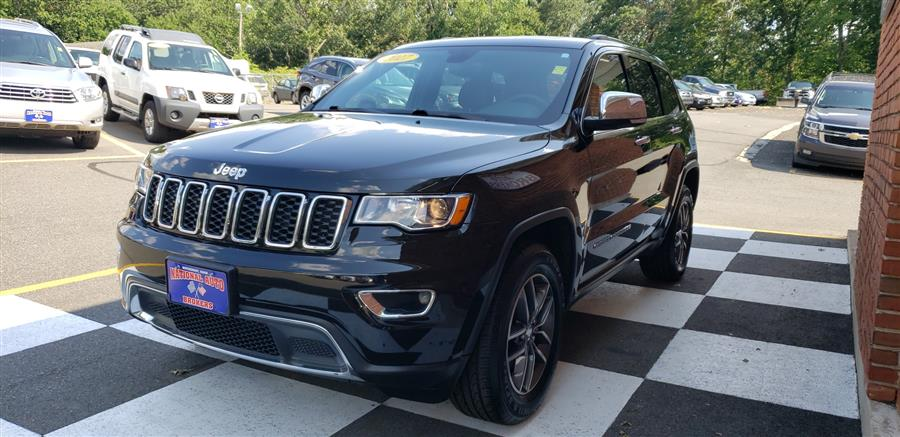 Used Jeep Grand Cherokee Limited 4x4 2017 | National Auto Brokers, Inc.. Waterbury, Connecticut