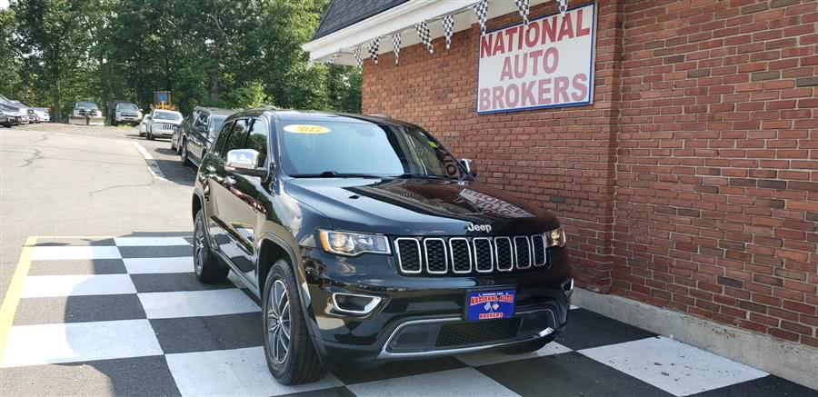 Used 2017 Jeep Grand Cherokee in Waterbury, Connecticut | National Auto Brokers, Inc.. Waterbury, Connecticut
