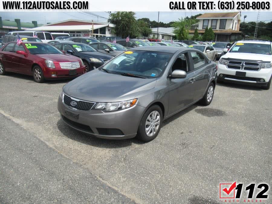 Used Kia Forte 4dr Sdn Auto EX 2012 | 112 Auto Sales. Patchogue, New York