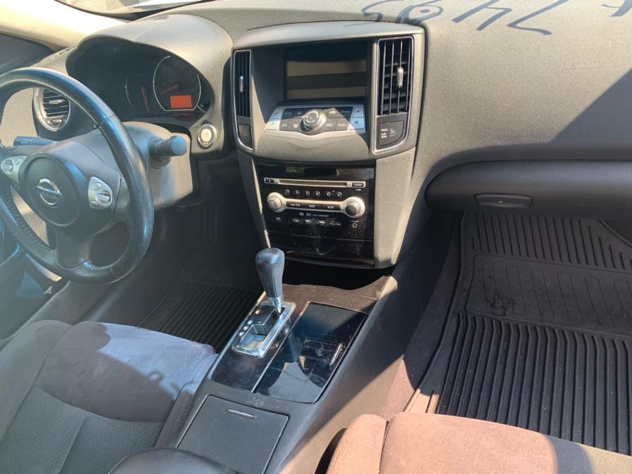 Used Nissan Maxima 4dr Sdn V6 CVT 3.5 S 2009 | Atlantic Used Car Sales. Brooklyn, New York