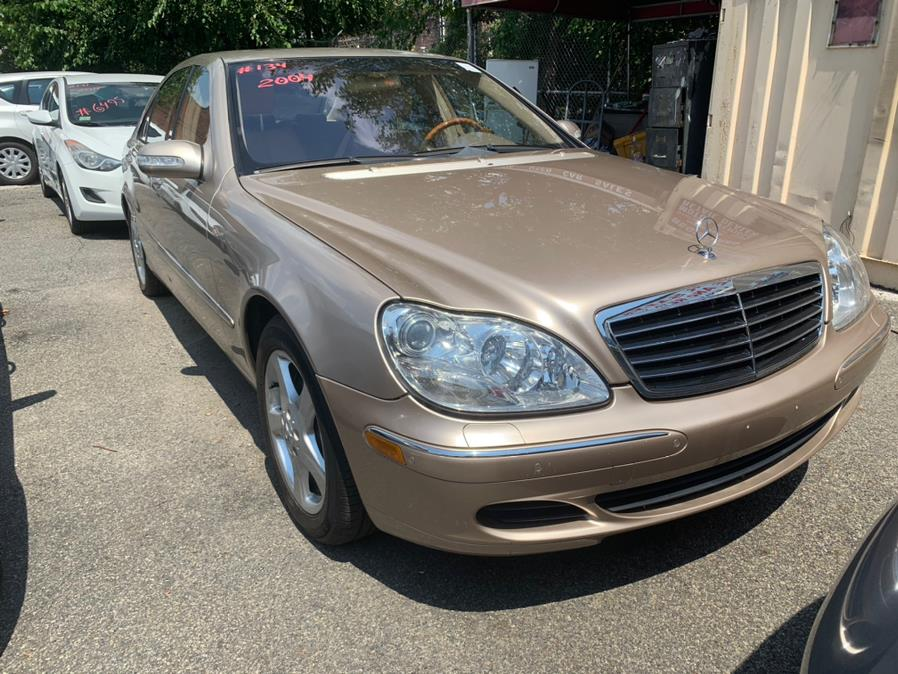 Used Mercedes-Benz S-Class 4dr Sdn 4.3L 2004 | Atlantic Used Car Sales. Brooklyn, New York