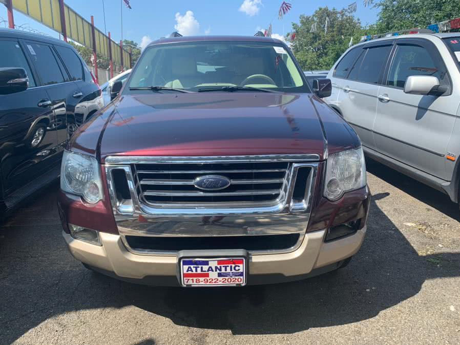 "Used Ford Explorer 4dr 114"" WB 4.0L Eddie Bauer 4WD 2006 | Atlantic Used Car Sales. Brooklyn, New York"