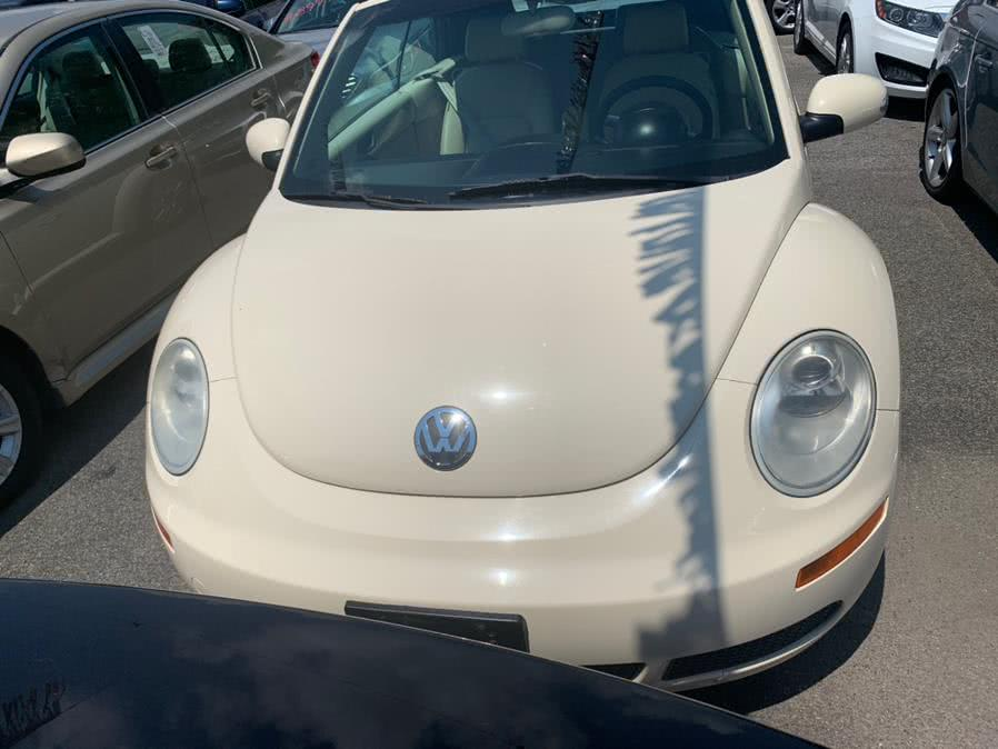 Used Volkswagen New Beetle Convertible 2dr Auto S 2008 | Atlantic Used Car Sales. Brooklyn, New York