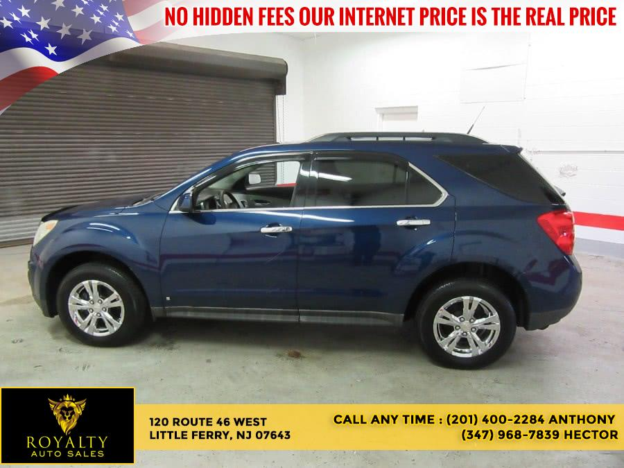 Used 2010 Chevrolet Equinox in Little Ferry, New Jersey | Royalty Auto Sales. Little Ferry, New Jersey