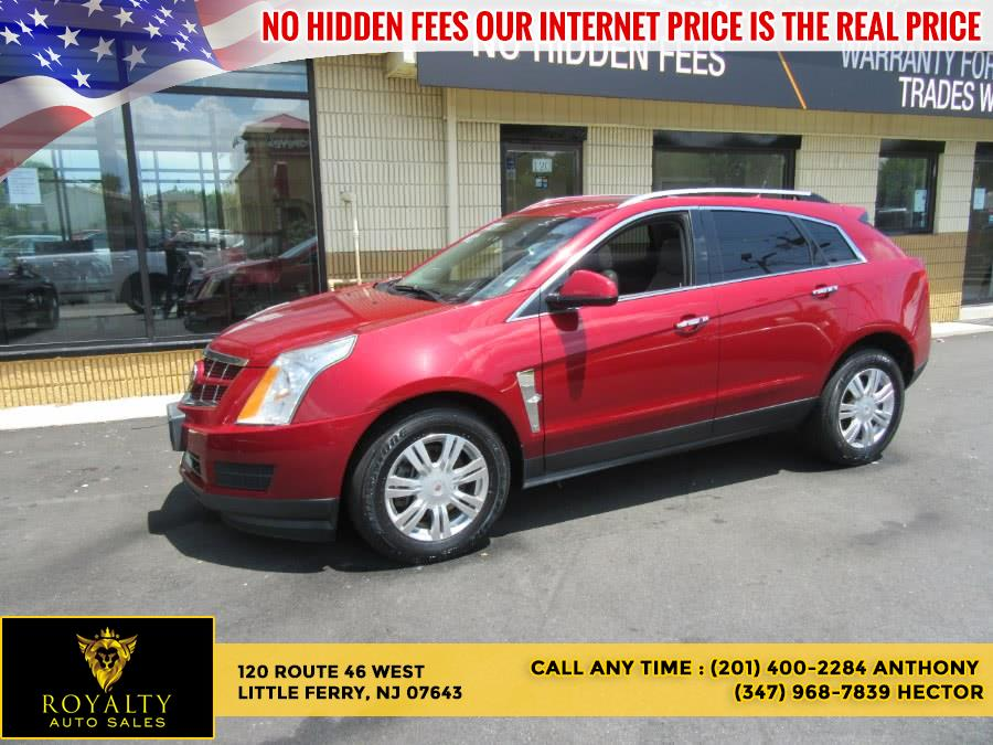 Used Cadillac SRX AWD 4dr Luxury Collection 2012 | Royalty Auto Sales. Little Ferry, New Jersey