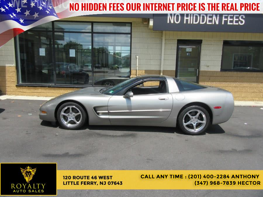 Used Chevrolet Corvette 2dr Cpe 1999 | Royalty Auto Sales. Little Ferry, New Jersey