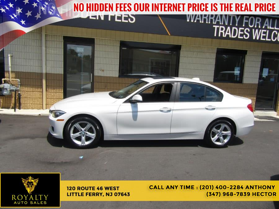 Used BMW 3 Series 4dr Sdn 320i xDrive AWD 2014   Royalty Auto Sales. Little Ferry, New Jersey