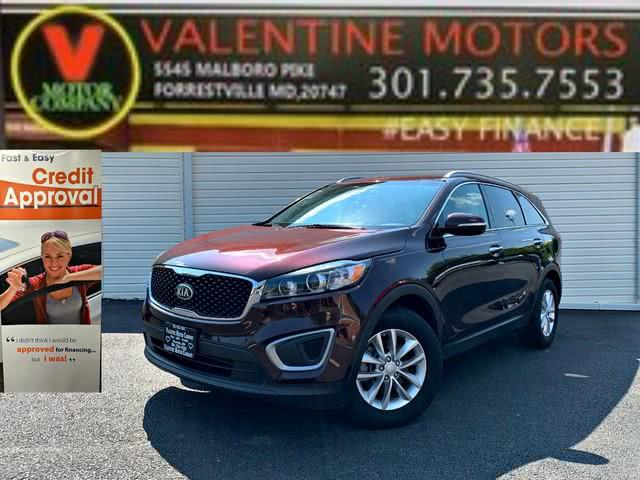 Used 2016 Kia Sorento in Forestville, Maryland | Valentine Motor Company. Forestville, Maryland