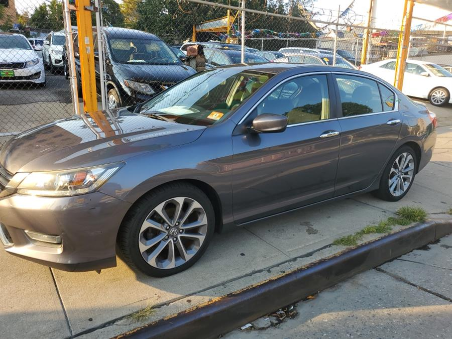 Used Honda Accord Sdn ex 2013 | Sylhet Motors Inc.. Jamaica, New York