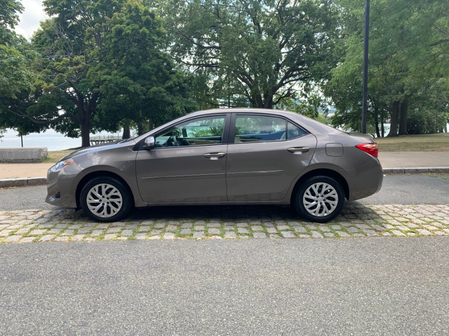 Used Toyota Corolla LE 2017 | New Star Motors. Chelsea, Massachusetts