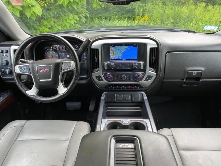 "Used GMC Sierra 1500 4WD Crew Cab 143.5"" SLT 2017 | Danny's Auto Sales. Methuen, Massachusetts"