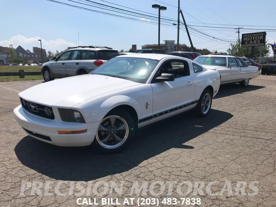 Used 2007 Ford Mustang in Branford, Connecticut | Precision Motor Cars LLC. Branford, Connecticut