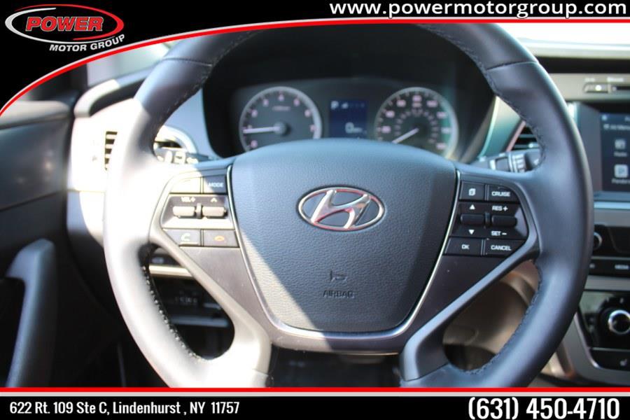 Used Hyundai Sonata Sport Sport 2.4L PZEV 2017 | Power Motor Group. Lindenhurst , New York