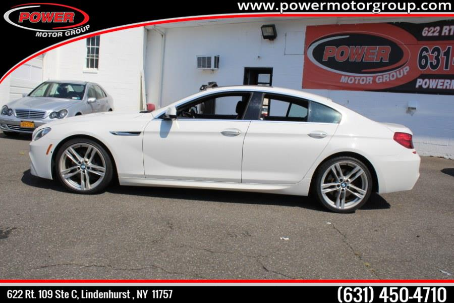 Used BMW 6 Series Msport 4dr Sdn 650i xDrive Gran Coupe 2013 | Power Motor Group. Lindenhurst , New York