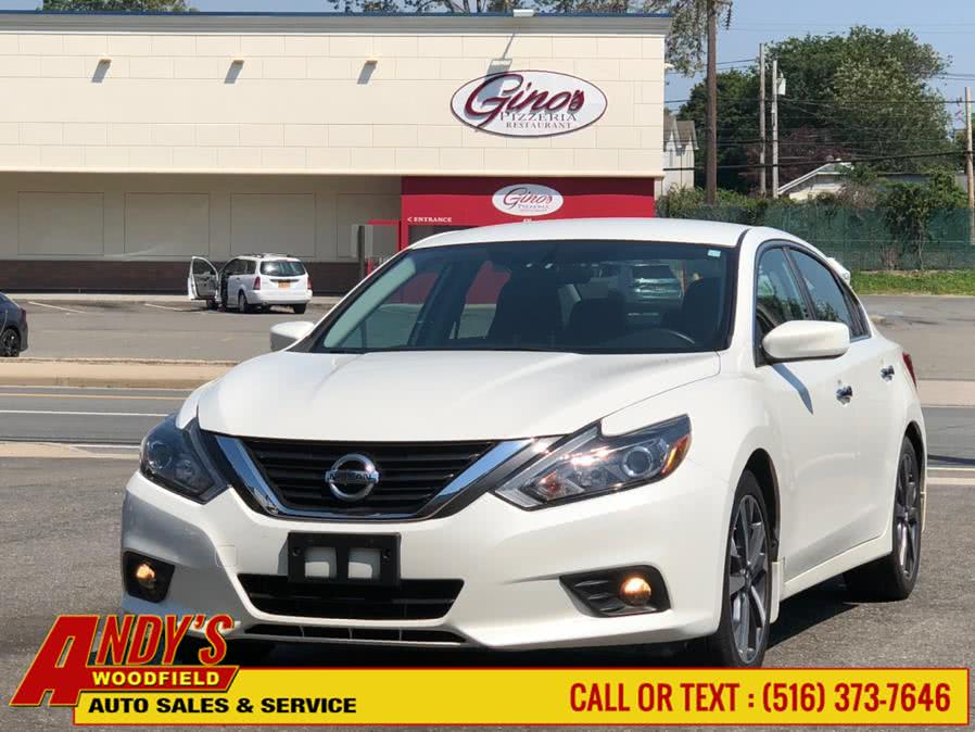 Used 2017 Nissan Altima in West Hempstead, New York | Andy's Woodfield. West Hempstead, New York