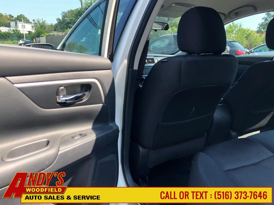 Used Nissan Altima 2.5 SR Sedan 2017 | Andy's Woodfield. West Hempstead, New York