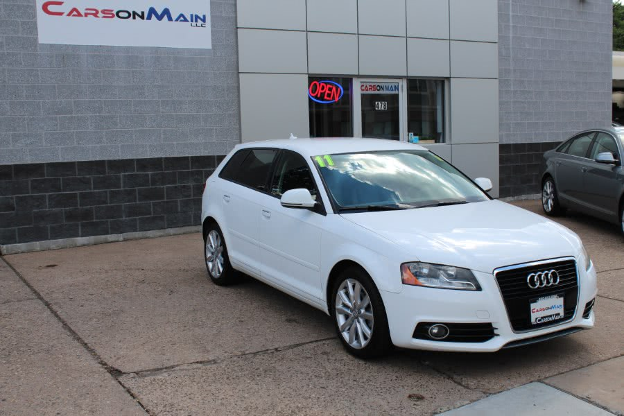 Used 2011 Audi A3 in Manchester, Connecticut | Carsonmain LLC. Manchester, Connecticut