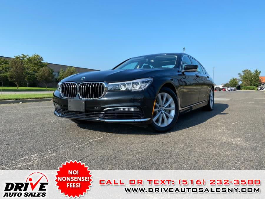Used 2018 BMW 7 Series in Bayshore, New York | Drive Auto Sales. Bayshore, New York