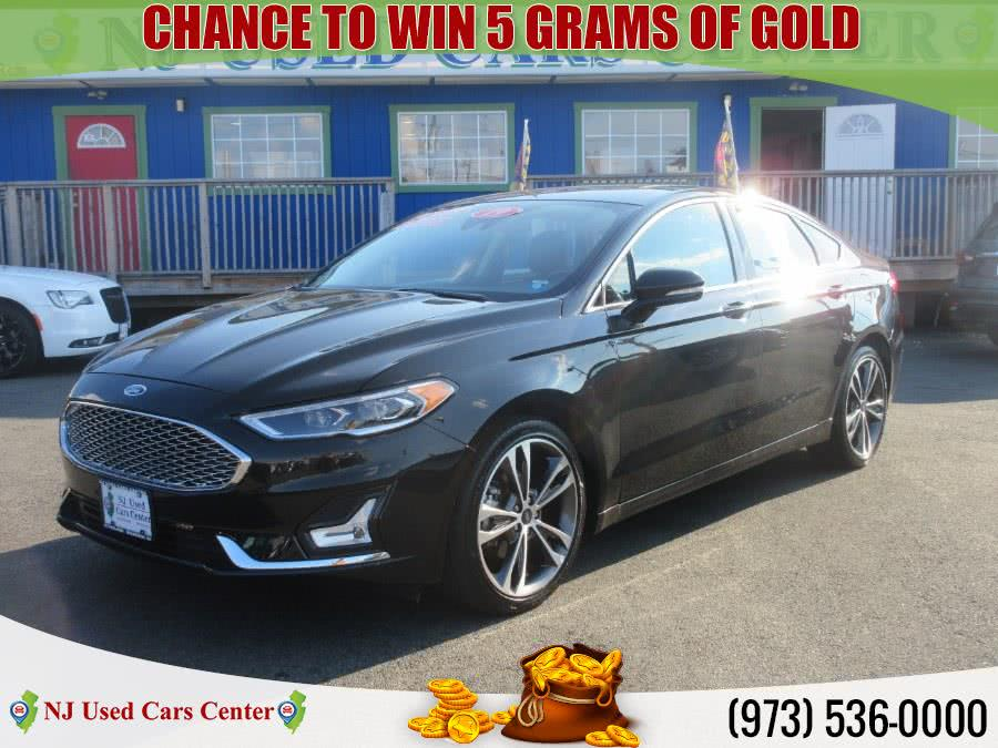 Used 2019 Ford Fusion in Irvington, New Jersey   NJ Used Cars Center. Irvington, New Jersey
