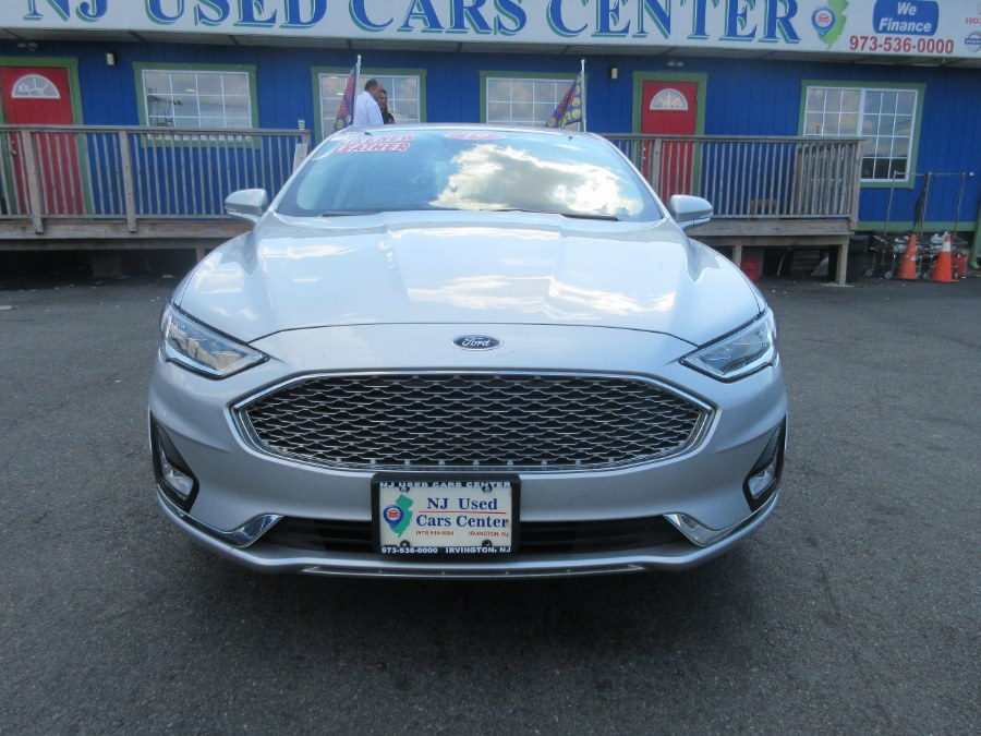 Used Ford Fusion Titanium AWD 2019 | NJ Used Cars Center. Irvington, New Jersey