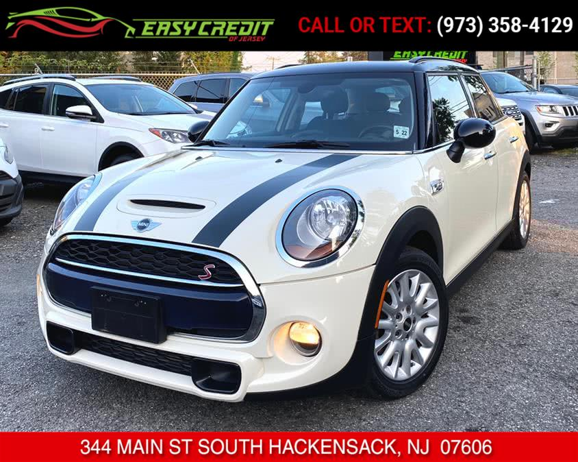 Used 2016 MINI Cooper Hardtop 4 Door in South Hackensack, New Jersey   Easy Credit of Jersey. South Hackensack, New Jersey