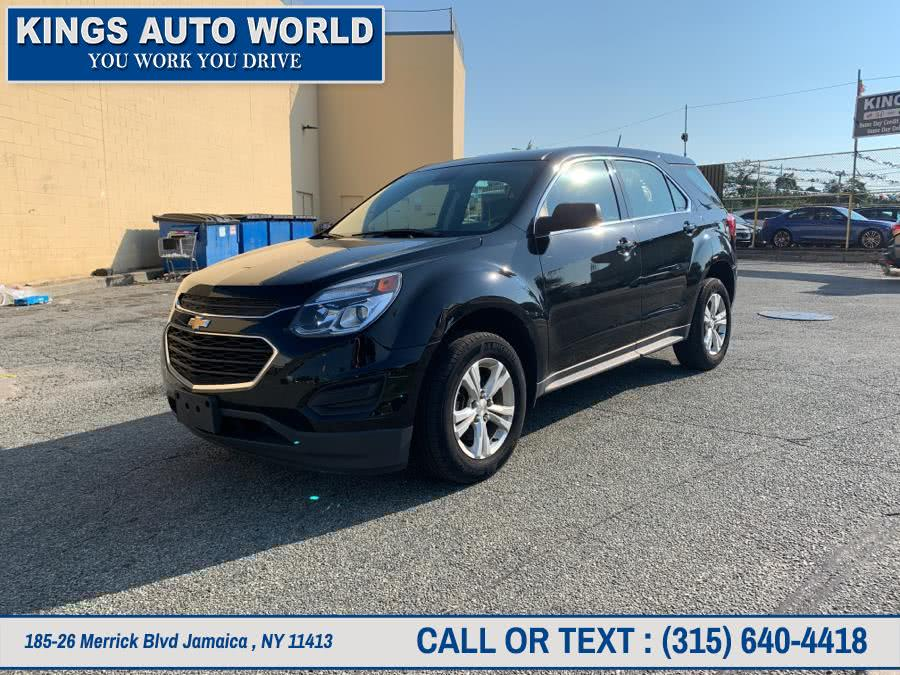 Used Chevrolet Equinox FWD 4dr LS 2017 | Kings Auto World. Jamaica , New York