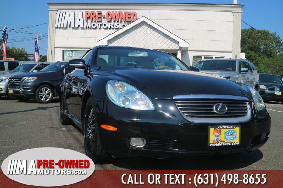 Used 2005 Lexus SC 430 in Huntington, New York | M & A Motors. Huntington, New York