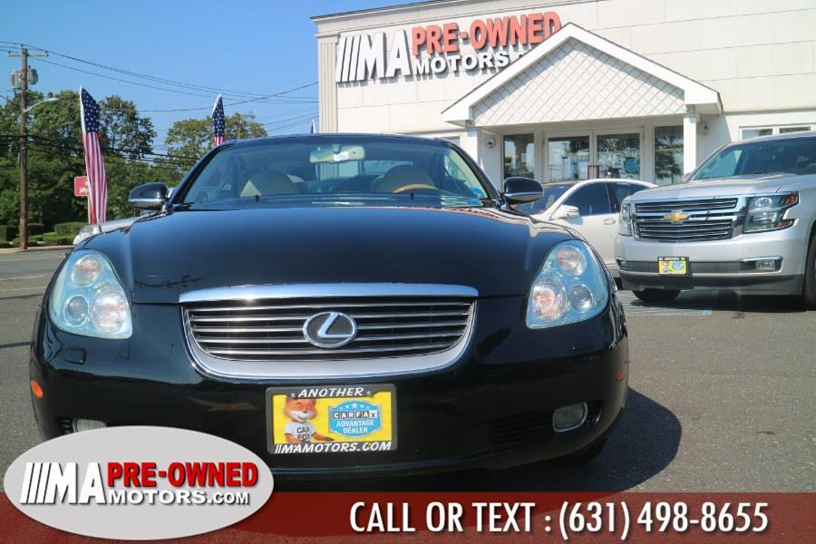 Used Lexus SC 430 2dr Convertible 2005 | M & A Motors. Huntington, New York