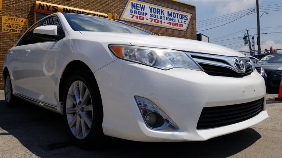 Used 2012 Toyota Camry in Bronx, New York | New York Motors Group Solutions LLC. Bronx, New York