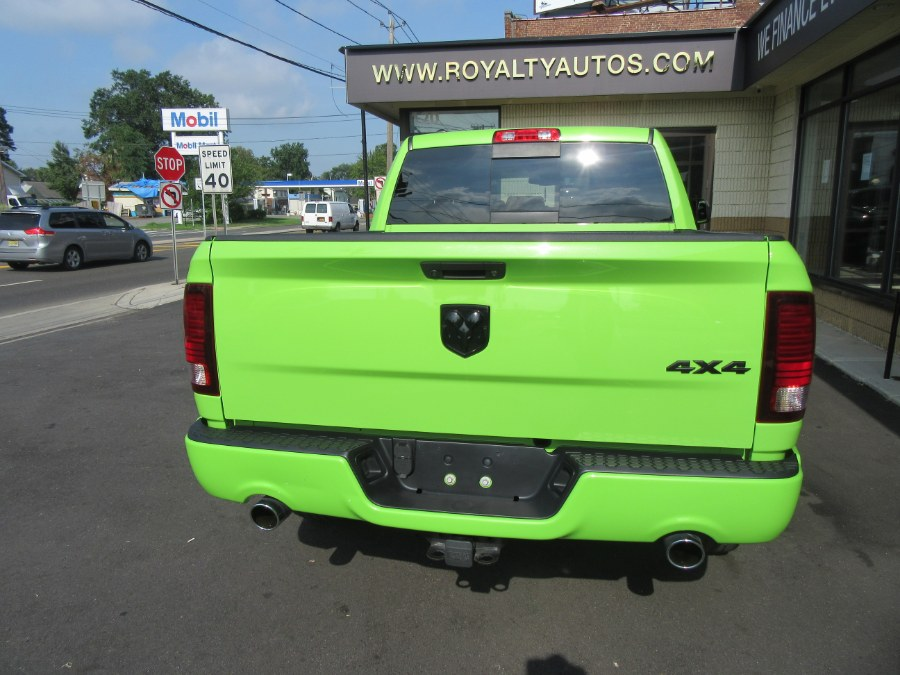 """Used Ram 1500 Sport 4x4 Crew Cab 5''7"""" Box 2017 