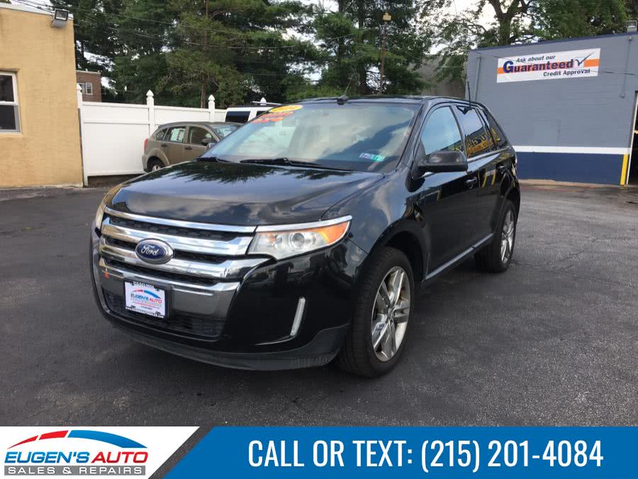 Used 2014 Ford Edge in Philadelphia, Pennsylvania | Eugen's Auto Sales & Repairs. Philadelphia, Pennsylvania